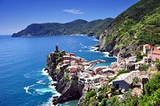 Genoa Cinque Terre