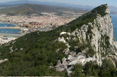 Gibraltar Rock of Gibraltar