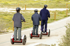 Grand Turk Segway Tour