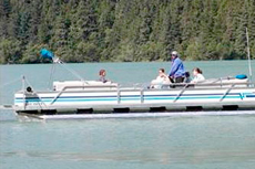 Haines Chilkoot Lake scenic cruise