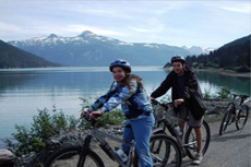 Haines Glacial Fjord Bicycle Tour cruise excursion