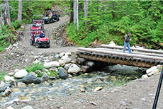 Haines 4x4 Tour cruise excursion