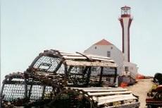 Halifax Lobster & Lighthouses