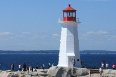 Halifax Peggy's Cove cruise excursion