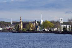 Halifax Lunenberg & Mahone Bay cruise excursion