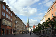 Hamburg Lubeck Walking Tour