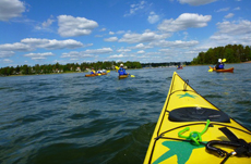 Helsinki Kayak Tour