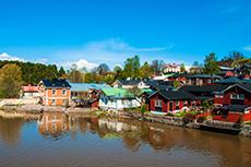 Helsinki Old Town Porvoo