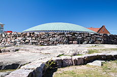 Helsinki Temppeliaukio Church (The Rock Church)