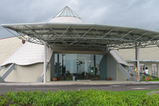 Hilo Imiloa Astronomy Center