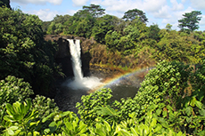 Hilo Volcano National Park & Hilo Waterfall Tour