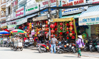 Ho Chi Minh City (Saigon) Saigon Walking Tour
