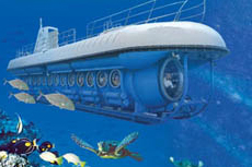 Honolulu Atlantis Submarine