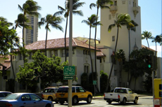 Honolulu City Tour cruise excursion