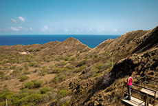 Honolulu Diamond Head Crater