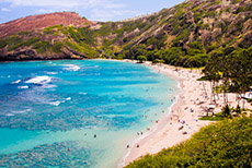 Honolulu Hanauma Bay cruise excursion