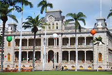 Honolulu Iolani Palace cruise excursion