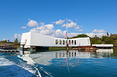 Honolulu USS Arizona