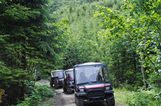 Icy Strait ATV Expedition