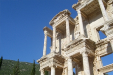 Izmir Archaeological Site of Ephesus cruise excursion