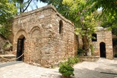 Izmir House of Virgin Mary