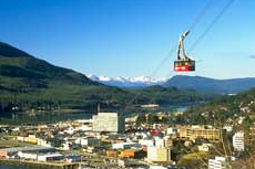 Juneau Mount Roberts Tramway cruise excursion