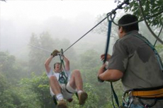 Kauai Zip-Lining cruise excursion