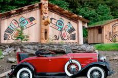Ketchikan Deer Mountain Tribal Hatchery & Eagle Center