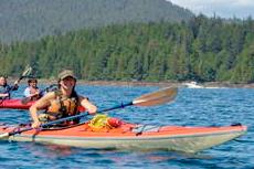 Ketchikan Kayaking cruise excursion