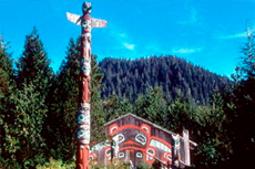 Ketchikan Saxman Native Village cruise excursion