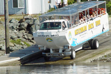 Ketchikan Duck Tour cruise excursion