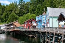 Ketchikan City Tour