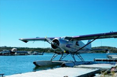 Ketchikan Float Plane cruise excursion
