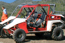 Ketchikan Adventure Kart Expedition