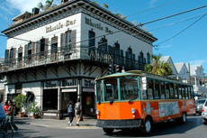 Key West Trolley Tour cruise excursion