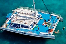 Key West Catamaran tour