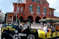 Key West City Trolley / Conch Train Tour