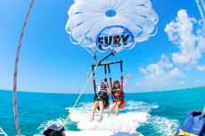 Key West Parasailing cruise excursion
