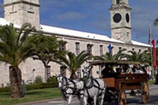 King's Wharf Horse & Carriage Tour