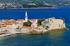 Kotor Budva cruise excursion