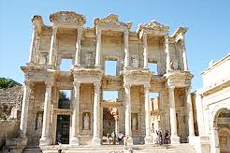 Kusadasi Celsus Library cruise excursion