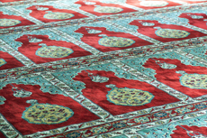 Kusadasi Carpet Weaving