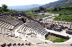 Kusadasi Odeon Theatre cruise excursion