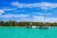 Labadee Catamaran Tour