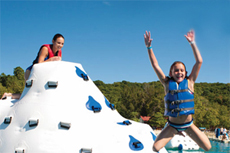 Labadee Arawak Aqua Park cruise excursion