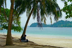 Langkawi Pregnant Maiden Island cruise excursion