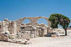 Limassol Kourion cruise excursion