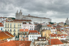Lisbon City Tour and Estoril