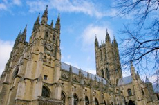 London (Tilbury) Canterbury Walking Tour