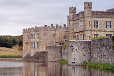 London (Tilbury) Leeds Castle cruise excursion